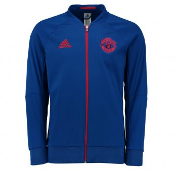 Adidas Manchester United 16/17 (A) ANTH Jacket BLU S95558