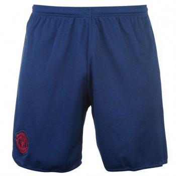 Adidas Manchester United 16/17 (A) Shorts BLU B10518