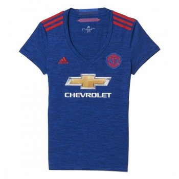 Adidas Manchester United 16/17 (A) SS Women AI6694
