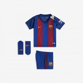 Nike FC Barcelona 16/17 (H) Infant Kit 776718-481