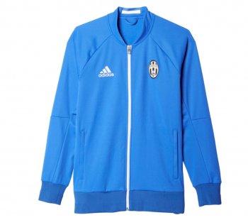 Adidas Juentus 16/17 ANTH Jacket BLU AP1766