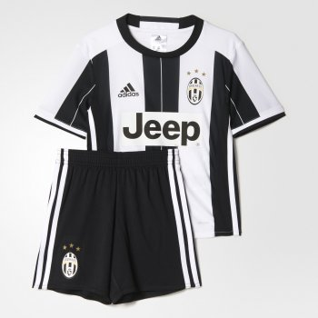 Adidas Juventus 16/17 (H) Mini Kit AI6245