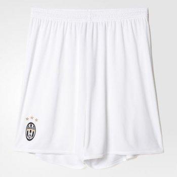 Adidas Juventus 16/17 (A) Shorts WHT AI6229