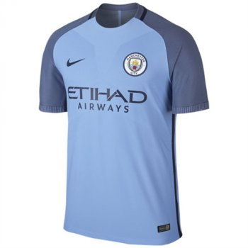 Nike Manchester City 16/1717 (H) Player S/S 776905-489