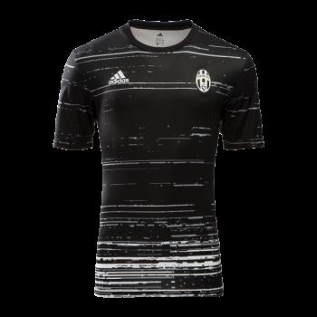 Adidas Juventus 16/17 (H) Pre-Shirt BLK AX7018