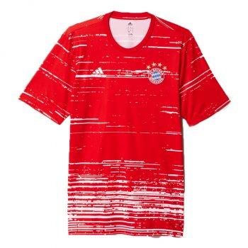 Adidas FC Bayern 16/17 (H) Pre-Shirt RD AX7015