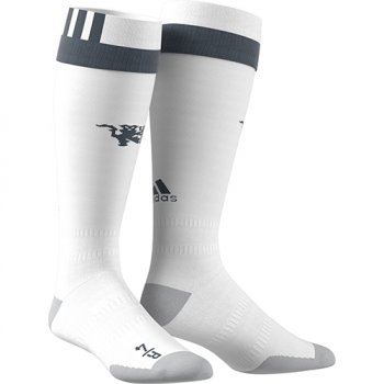 Adidas Manchester United 16/17 (3RD) Socks WHT AI6725