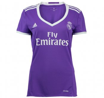 Adidas Real Madrid 16/17 (A) S/S Woman PUR AI5162