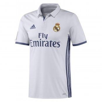 Adidas Real Madrid 16/17 (H) S/S AU WHT AI5171