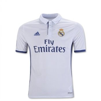 Adidas Real Madrid 16/17 (H) S/S Youth AI5189