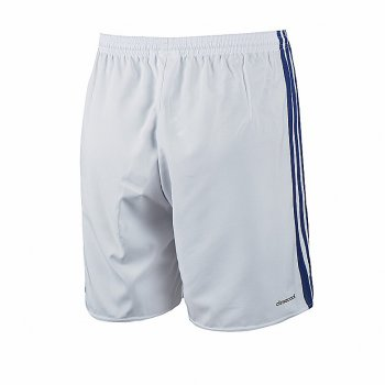 Adidas Real Madrid 16/17 (H) Shorts WHT AI5200