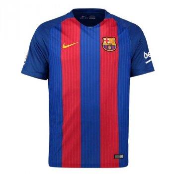 Nike FC Barcelona 16/17 (H) S/S BLU-RED 776850-481