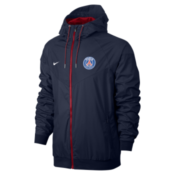 Nike PSG 16/17 NSW WR Woven Authentic Jacket 810301-410