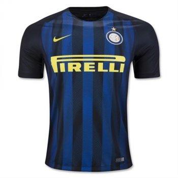 Nike Inter Milan 16/17 (H) S/S Jersey BLK-BLU 776891-011