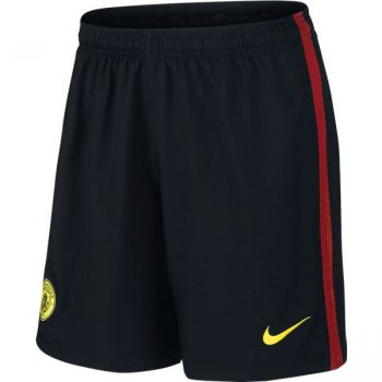 Nike Manchester City 16/17 (A) Shorts BLK 776896-010