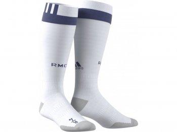 Adidas Real Madrid 16/17 (H) Socks WHT AI5195