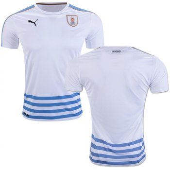 Puma National Team 2016 Uruguay (A) S/S 748407-05