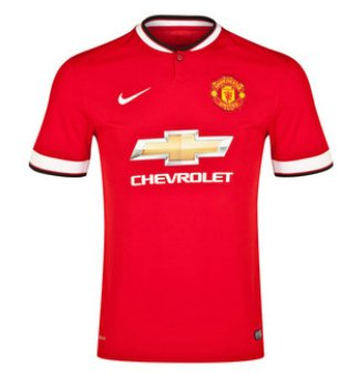 Nike Manchester United 14/15 (H) S/S 611031-624