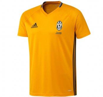 Adidas Juventus 16/17 Training Jersey GOLD AI6996