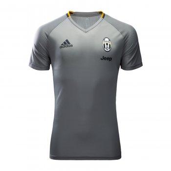Adidas Juventus 16/17 Training Jersey GRY AI6997