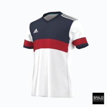Adidas Konn 16 S/S Shirt WHT AJ1362