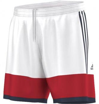 Adidas Konn 16 Shorts WHT AJ1371