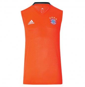 Adidas FC Bayern 16/17 Training Vest Jersey ORG AO0317