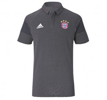 Adidas FC Bayern 16/17 Polo GRY AO0325