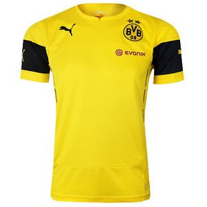 Puma BVB 14/15 Training Jersey WITH 745854-01