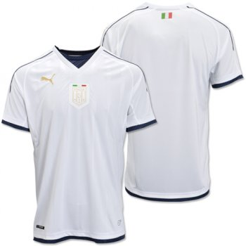 Puma National Team Euro 2016 Italy (A) S/S WHT 749574-04