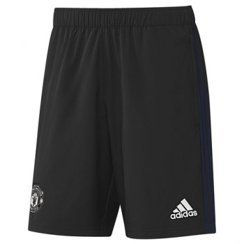 Adidas Manchester United 16/17 Woven Shorts BLK AP1027