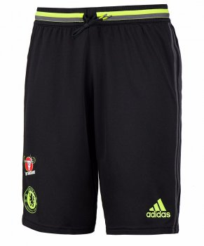 Adidas Chelsea 16/17 Shorts BLK AP5634