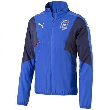 Puma National Team 2015 FIGC Italia Stadium Leisure Jacket 747064-01