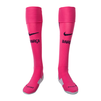 Nike FC Barcelona 16/17 (A)  Stadium Socks PINK 776763-616