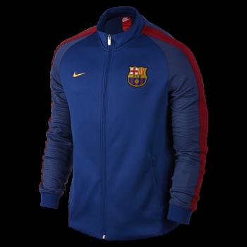 Nike FC Barcelona 16/17 Authentic N98 Track Jacket BU 777311-421