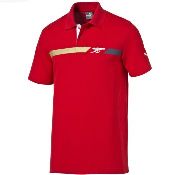 PUMA Arsenal 15/16 Fan Polo RD 747489-01