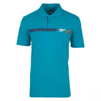 PUMA Arsenal 15/16 Fan Polo capri breeze 747489-03