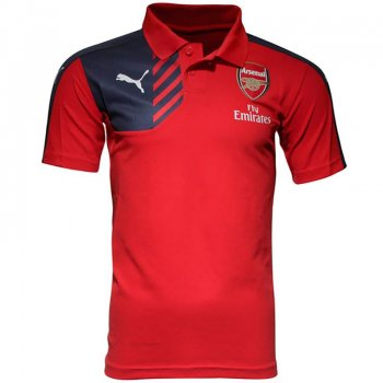 Puma Arsenal 16/17 Polo with Sponsor Log RD 747609-01