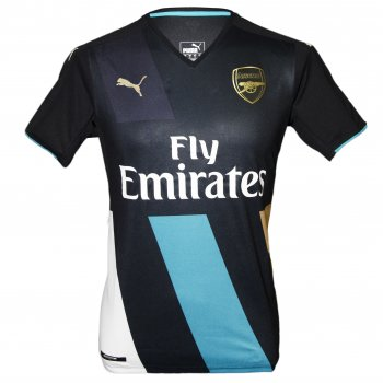 Puma Arsenal 15/16 (3rd) With EPL Nameset & Badge S/S 747570-04