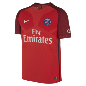 Nike PSG 16/17 (A) S/S Match Jersey RED 776921-601