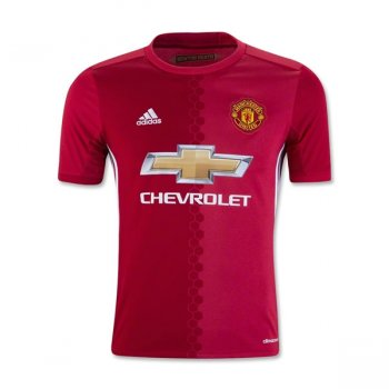 Adidas Manchester United 16/17 (H) S/S Youth AI6716