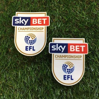 EFL 15/16 Champion Badge