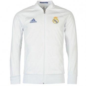 Adidas Real Madrid 16/17 ANTH Jacket WHT AP1841