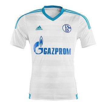 Adidas Schalke 04 16/17 (A) S/S S12372