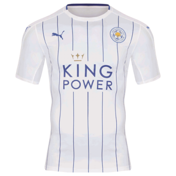 Puma Leicester 16/17 (3RD) S/S 897474-01