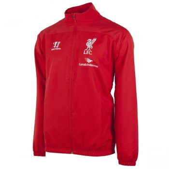 Warrior Liverpool 14/15 Training Jacket HRD WSJM406
