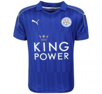 Puma Leicester City 16/17 (H) S/S Kids 897475-01