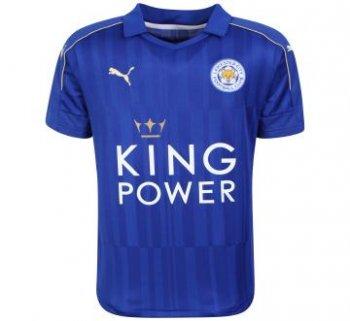 Puma Leicester City 16/17 (H) S/S Kids 897475-01