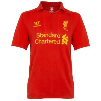 Warrior Liverpool 12/13 (H) S/S WSTM200