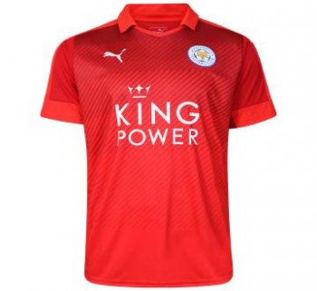 Puma Leicester City 16/17 (A) S/S Kids 897476-01